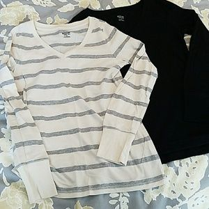 Mossimo Long Sleeve T-shirts